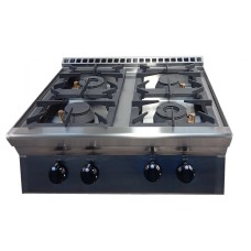 Gas ranges INOxit